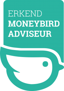 Erkend Moneybird adviseur label