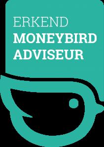 Erkend Moneybird adviseur label